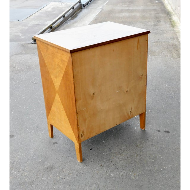 1950s 1950s Swedish Mid-Century Modern Open Filing Cabinet For Sale - Image 5 of 9