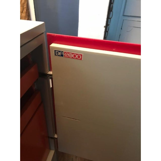 1960s Vintage Raymond Loewy Df2000 Desk For Sale - Image 5 of 11
