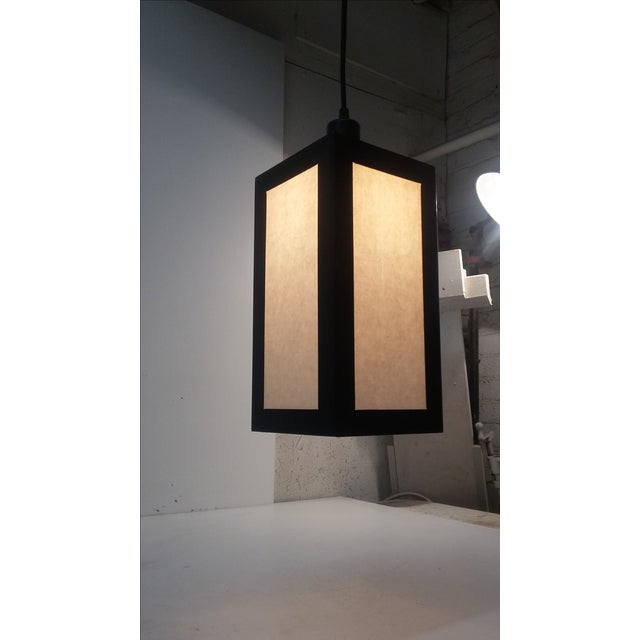 Kamakura Pendant Light For Sale - Image 4 of 4