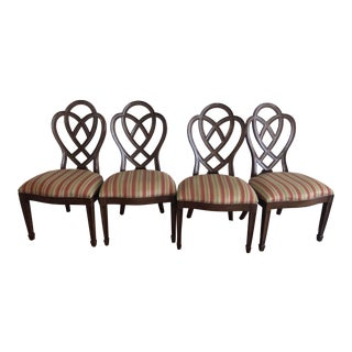 Ethan Allen Dining Chairs - Set of 4