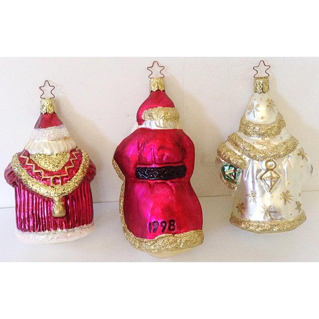 Old World Santa Ornaments - Set of 3 - Image 3 of 3