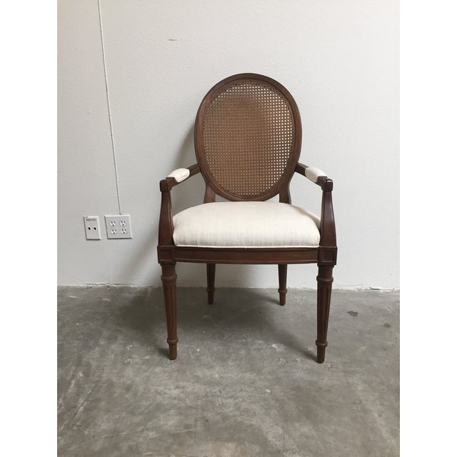 Louis XVI Style Dining Chairs- Set of 6 - Image 7 of 11