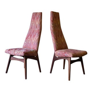 Mid Century Modern Adrian Pearsall Chairs For Sale