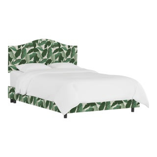 Queen Bed, Banana Palm Natural For Sale