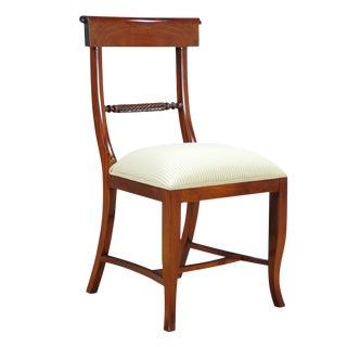 Niagara Furniture Twist Back Side Chair For Sale