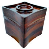 Image of Rosewood Ice Bucket by Jens Quistgaard for Dansk For Sale