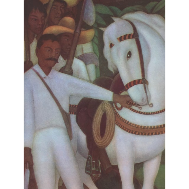 Diego Rivera Lithograph, 1946 - Image 3 of 6