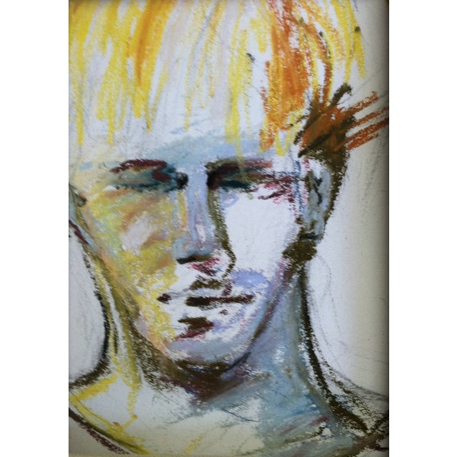 Pastel Drawing - We Are Young - Image 1 of 2