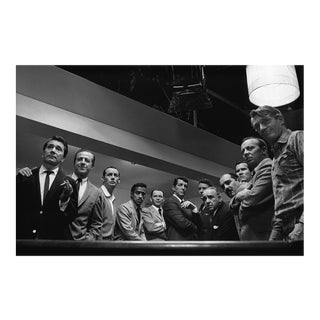 """Ocean's Eleven"" Cast 1960 For Sale"