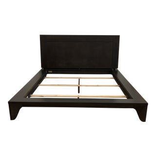 California King Canadian Wood Bed Frame For Sale