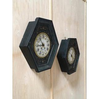 Napoleon III Clock and Barometer Set Preview