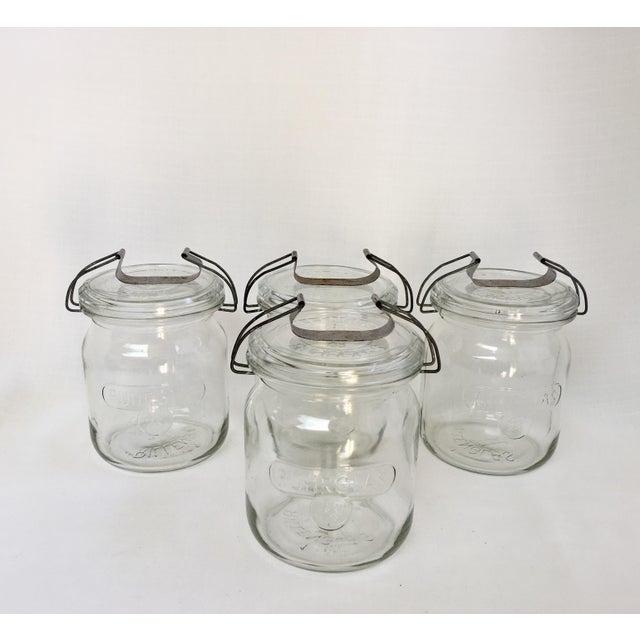 Vintage German Ruhrglass Fruit Jars - Set of 4 For Sale - Image 10 of 10