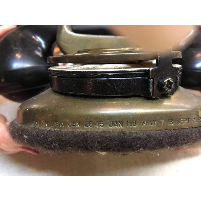 Vintage 1930's Deco Telephone - Image 4 of 6