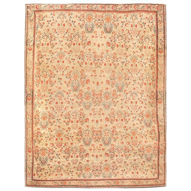 Exceptional 19th century Persian Zili Sultan rug. Contact dealer Excellent condition.