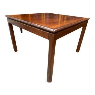 Haug Snekkeri Rosewood End Table 1960s, Norway For Sale