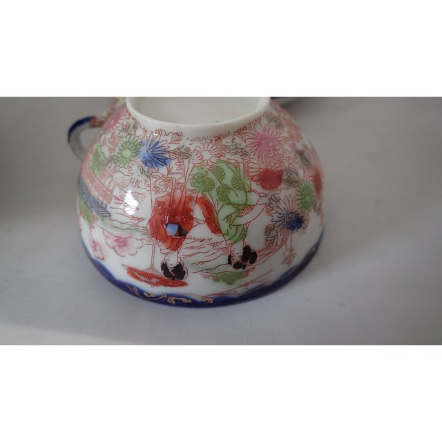Antique Japanese Tea Set For Sale In New York - Image 6 of 11