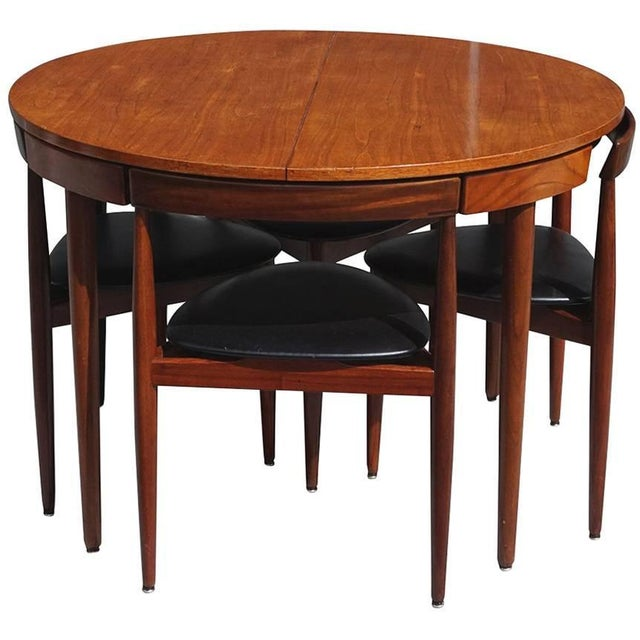 Mid 20th Century 20th Century Dining Set by Hans Olsen For Sale - Image 5 of 5
