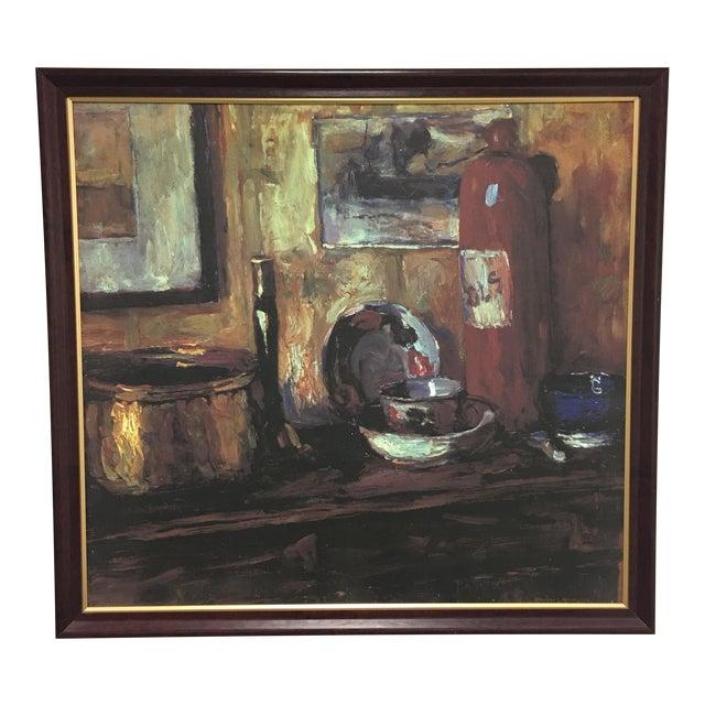 Armin I.M. Original Oil Painting - Image 1 of 11