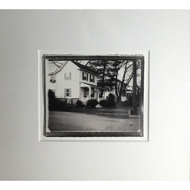 Late 20th Century 20th Century Contemporary Gallery Wall Collection of Black and White Photography - 5 Pieces For Sale - Image 5 of 13