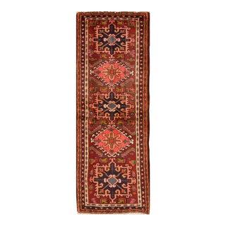 "Apadana - Vintage Persian Karaja Rug, 2'3"" x 6'7"""
