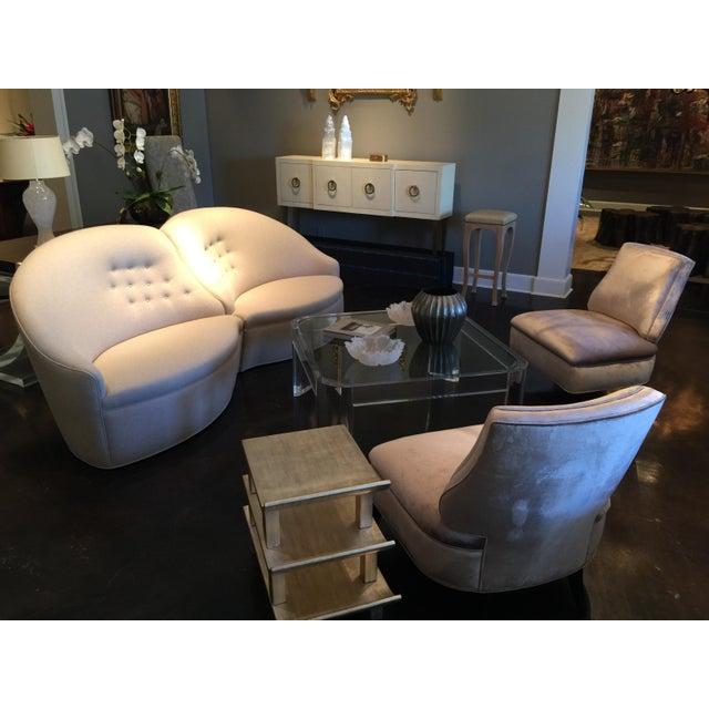 """Truex American Furniture """"Dominique Sofa"""" - Image 4 of 4"""