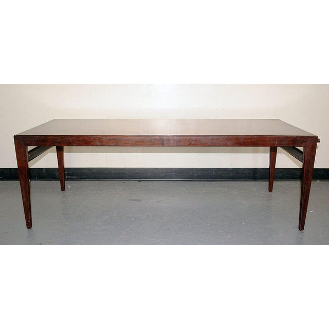 1950s Danish 1950's Coffee Table For Sale - Image 5 of 7