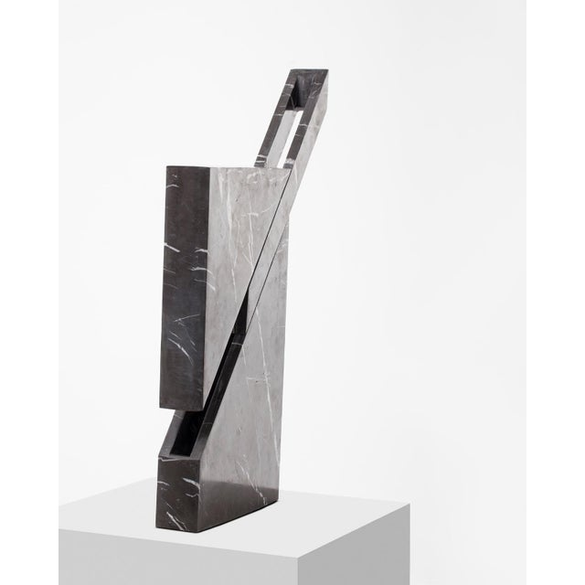 2010s Iceberg Marble Lamp by Carlos Aucejo For Sale - Image 5 of 6