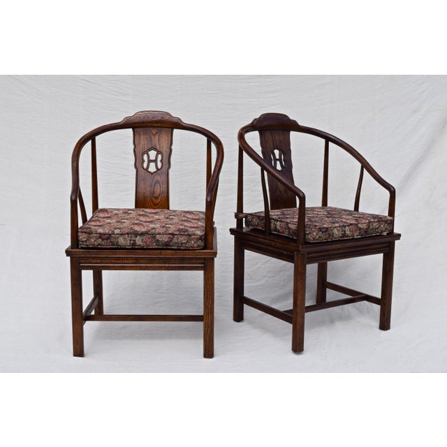 Henredon Chinoiserie Dining Room Chairs - Set of 6 | Chairish
