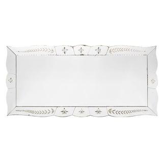 French Art Deco Period Mirror
