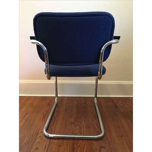 Thonet Marcel Breuer for Thonet Cesca Chairs - A Pair For Sale - Image 4 of 9