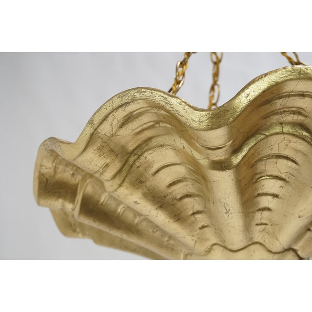 Gilded Shell Pendant - Image 7 of 7