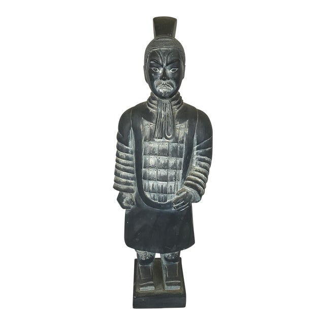 Large Chinese Replica Warrior Statue For Sale