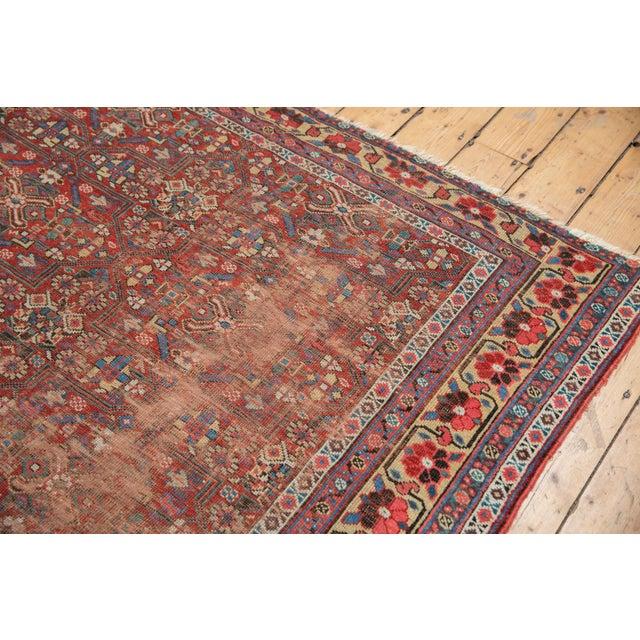 """Antique Kurdish Carpet - 5'10"""" x 8'1"""" For Sale - Image 9 of 13"""