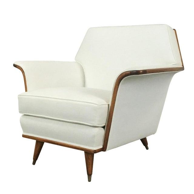 Vintage Art Deco Club Chair - Image 1 of 9