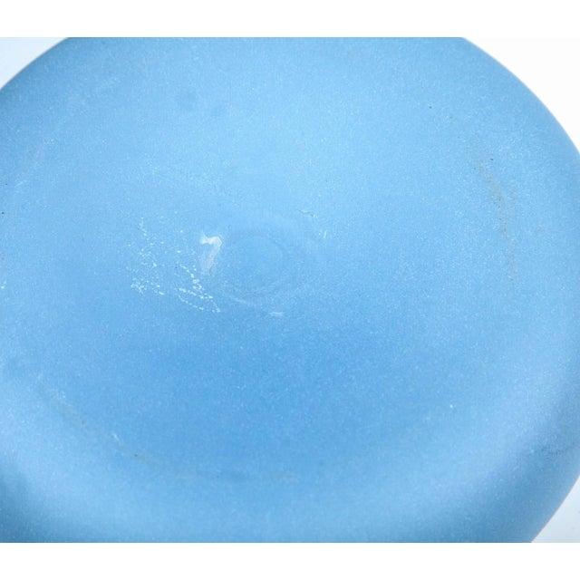 Mid 20th Century Handblown Art Glass Vase, 20th Century For Sale - Image 5 of 6