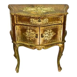 Venetian Florentine Cabinet