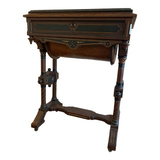 An Early 20th C George C. Flint Vanity For Sale