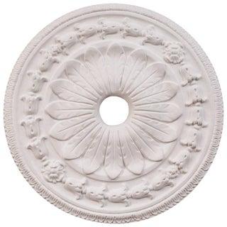 """Santa Maria"" Plaster Ceiling Medallions For Sale"