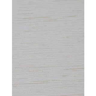 Light Grey Abstract Linear Wallcovering For Sale