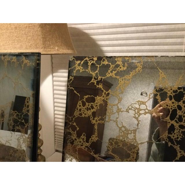 Vintage Gold Vein Mirror Tiles Tile Design Ideas