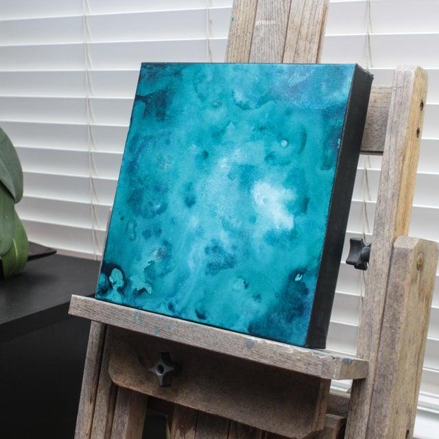 'Deep Blue Sea' Painting - Image 3 of 4