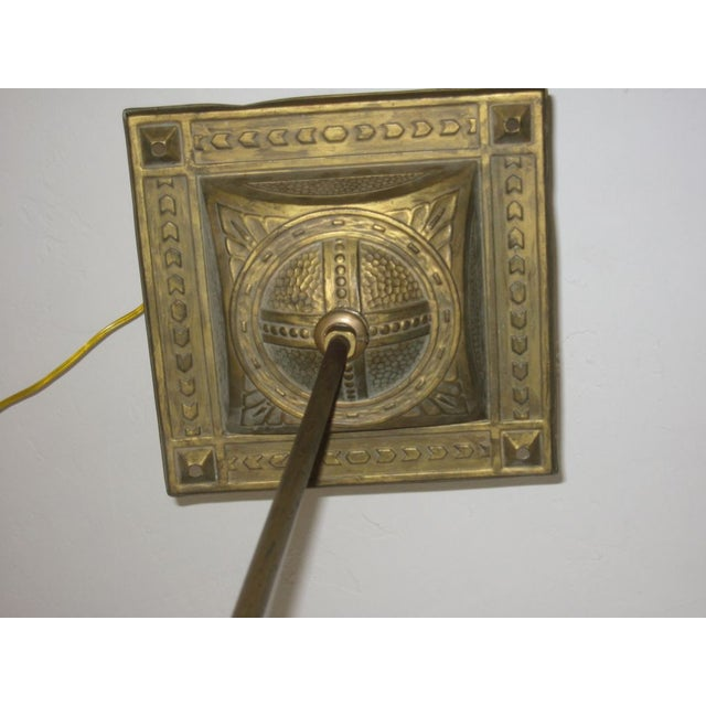 Liberty Italian Brass Chandelier For Sale - Image 5 of 5