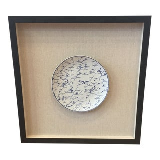 Renwil Santos Framed Porcelain Wall Art For Sale