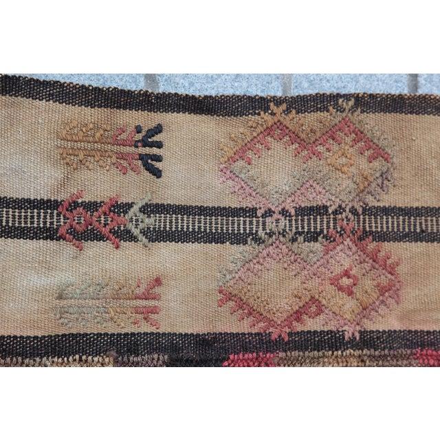 Anatolian Kilim Runner - 4'11'' x 2'3'' - Image 6 of 11