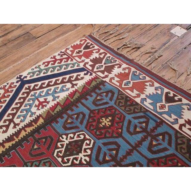 Traditional Impressive Antique Konya Kilim For Sale - Image 3 of 8