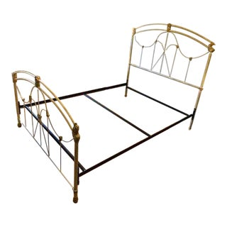 Wrought Iron Gabrielli Queen Size Bed