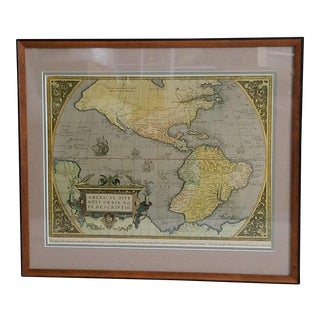 Theatre of the World Print - Framed Deeptone Reproduction