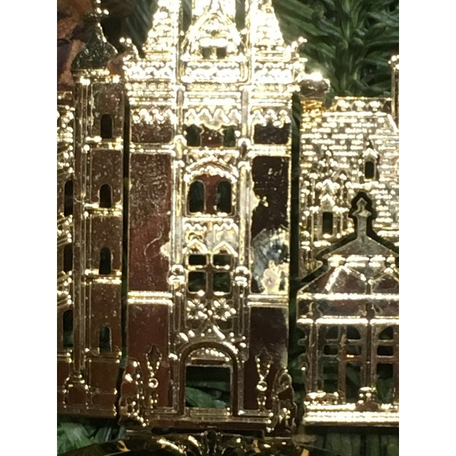 Biltmore Estate Christmas Tree Ornament For Sale - Image 4 of 9