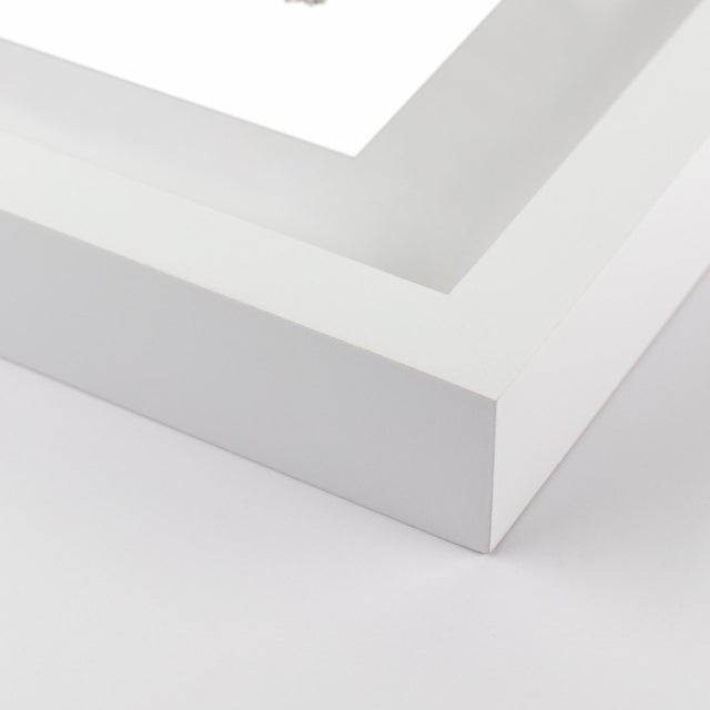 Minimalist Gallery Wall - Set of 3 For Sale In Austin - Image 6 of 9