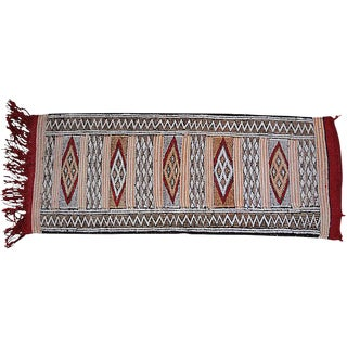 Moroccan Berber Runner - 3'8'' X 1'4'' For Sale